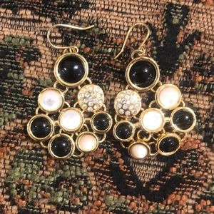 J. Crew Fashion Earrings